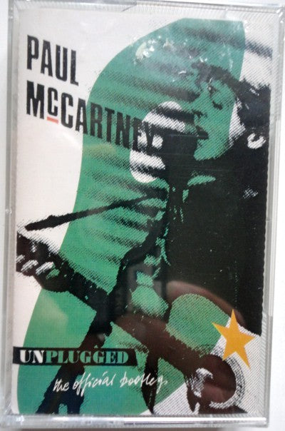 Paul McCartney - Unplugged (The Official Bootleg) (Cass, Album) - NEW