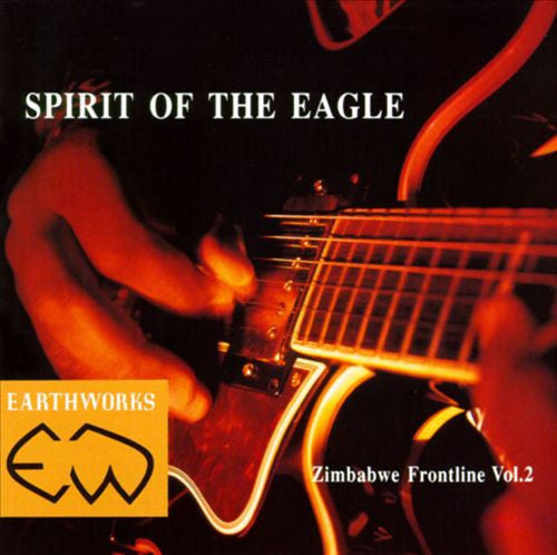 Various - Spirit Of The Eagle (Zimbabwe Frontline Vol. 2) (CD, Comp) - USED