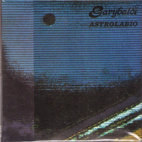 Garybaldi - Astrolabio (CD, Album, RM, Pap) - USED