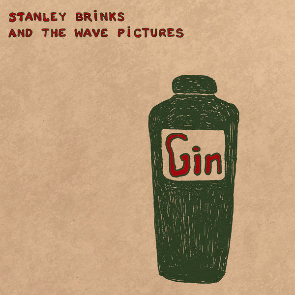 Stanley Brinks And The Wave Pictures - Gin (LP, Album, Tra) - NEW