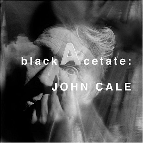 John Cale - Black Acetate (CD, Album, Copy Prot.) - USED