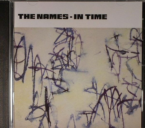 The Names - In Time (CD, Comp) - NEW