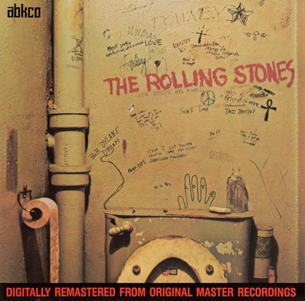 The Rolling Stones - Beggars Banquet (CD, Album, RE, RM) - USED
