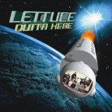Lettuce (3) - Outta Here (CD, Album) - USED