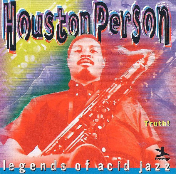 Houston Person - Legends Of Acid Jazz Houston Person Truth! (CD, Comp) - USED