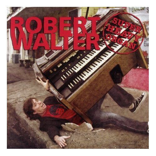 Robert Walter - Super Heavy Organ (CD, Album) - USED