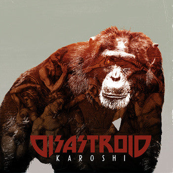 "Disastroid - Karoshi (7"") - USED"