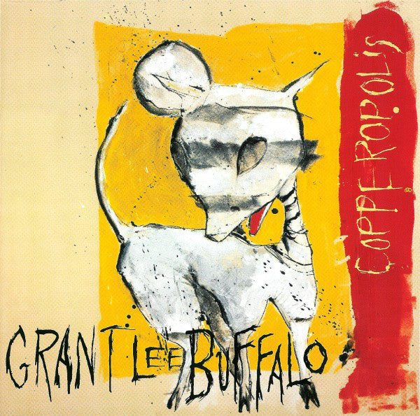 Grant Lee Buffalo - Copperopolis (HDCD, Album) - USED