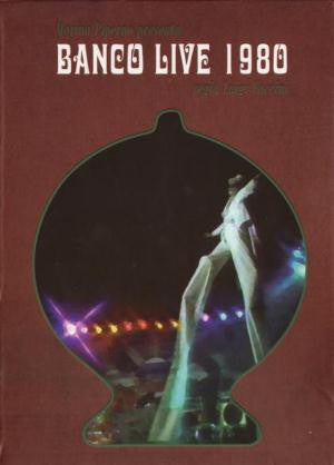 Banco* - Banco Live 1980 (DVD-V, Ltd) - USED