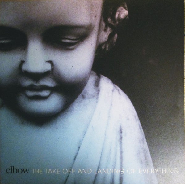 Elbow - The Take Off And Landing Of Everything (2xLP, Album) - NEW