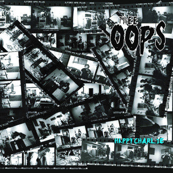 Thee Oops - Happy Charlie (CD, Dig) - NEW