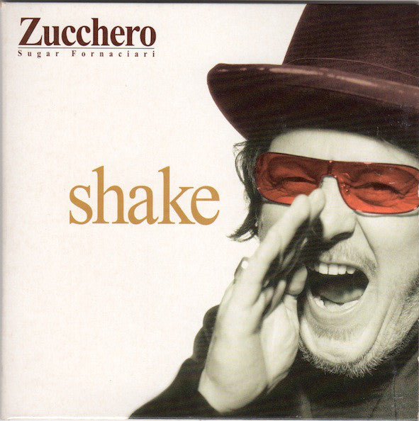 Zucchero Sugar Fornaciari* - Shake (CD, Album, Enh, Ltd, Gat) - USED
