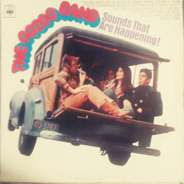 The Gozoo Band - Sounds That Are Happening! (LP) - USED