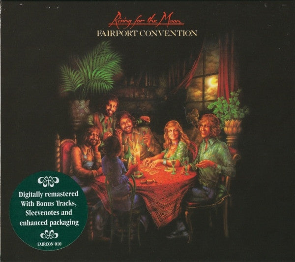 Fairport Convention - Rising For The Moon (CD, Album, RE, RM) - NEW