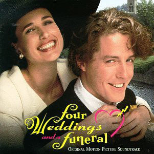 Various - Four Weddings And A Funeral (Original Motion Picture Soundtrack) (CD, Comp) - USED