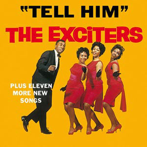 The Exciters - Tell Him (LP, Album, RE) - USED