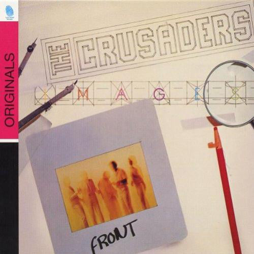 The Crusaders - Images (CD, Album, RE, RM, Dig) - USED