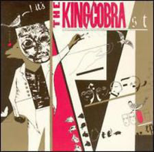 The King Cobra - King Cobra (LP, EP) - USED