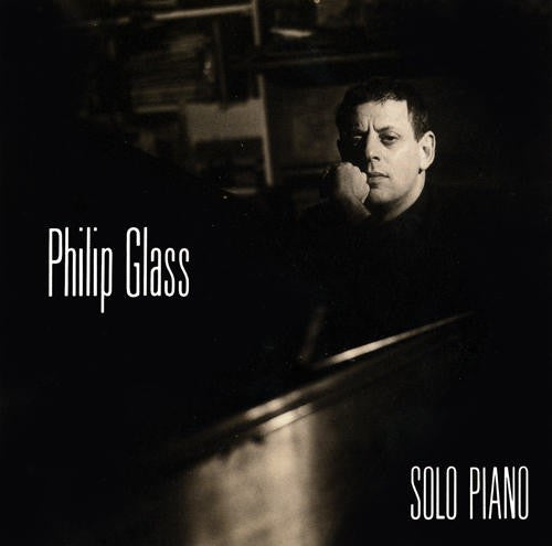 Philip Glass - Solo Piano (CD, Album) - USED