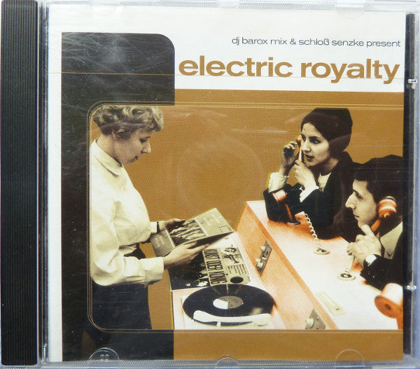 Various - Electric Royalty (CD, Comp) - USED