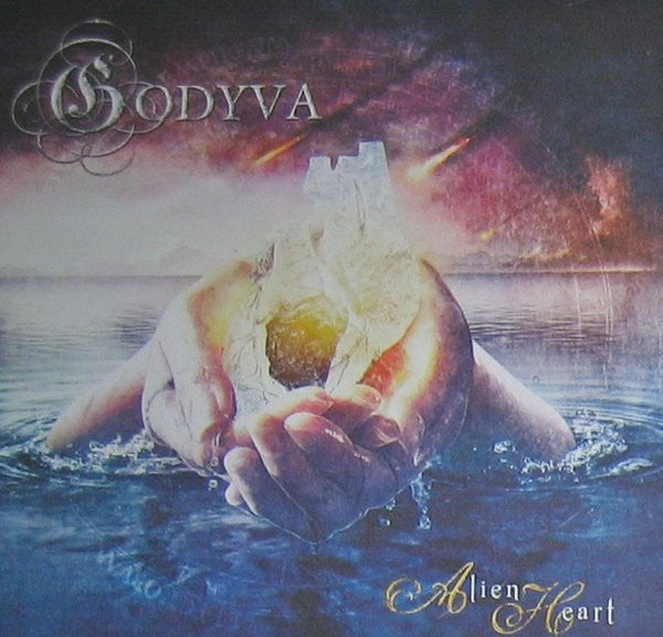Godyva - Alien Heart (CD, Album) - NEW