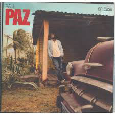 Raul Paz - En Casa (CD, Album) - USED