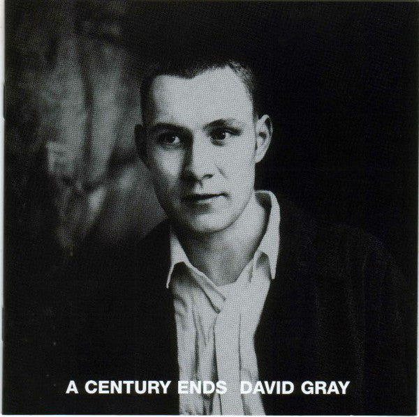 David Gray - A Century Ends (CD, Album, RE) - USED
