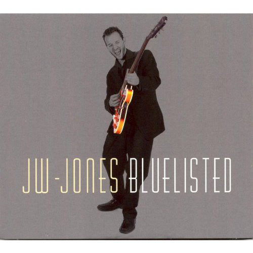JW-Jones - Bluelisted (CD, Album) - USED