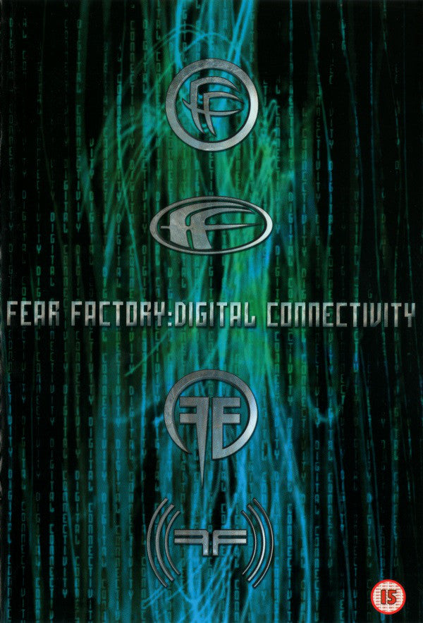 Fear Factory - Digital Connectivity (DVD-V, PAL) - USED