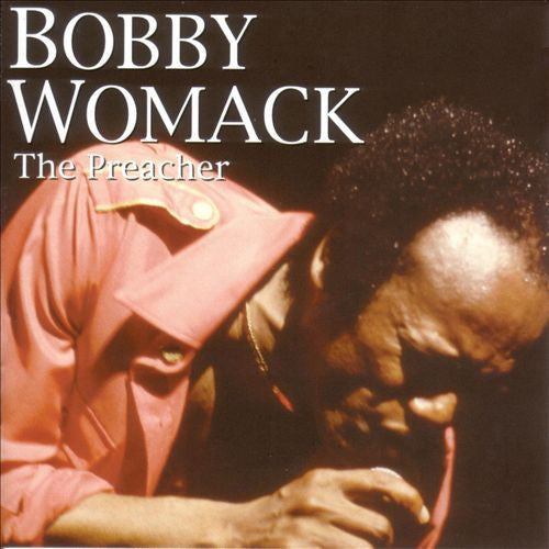 Bobby Womack - The Preacher (2xCD, Comp) - USED