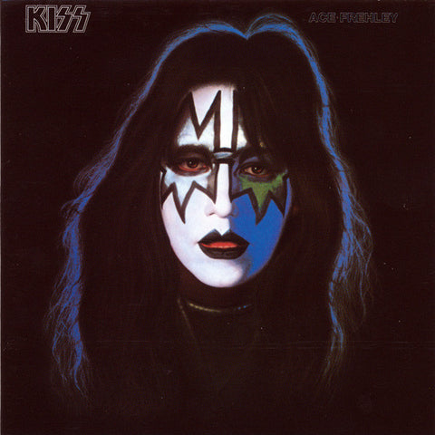 Kiss, Ace Frehley - Ace Frehley (CD, Album, RE, RM, RP) - NEW