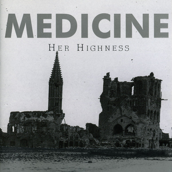 Medicine (2) - Her Highness (CD, Album) - USED