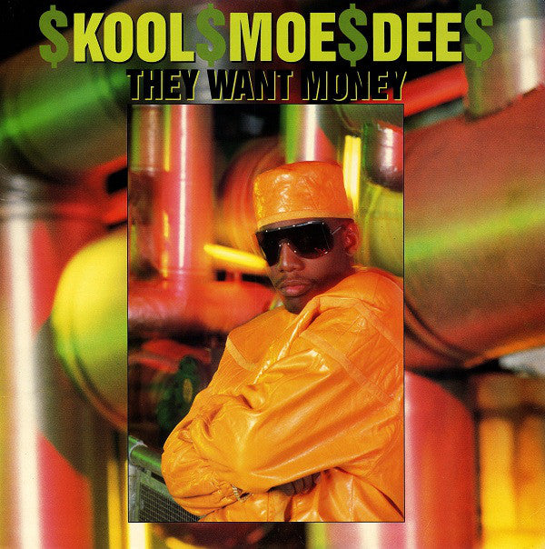 "Kool Moe Dee - They Want Money (12"") - USED"