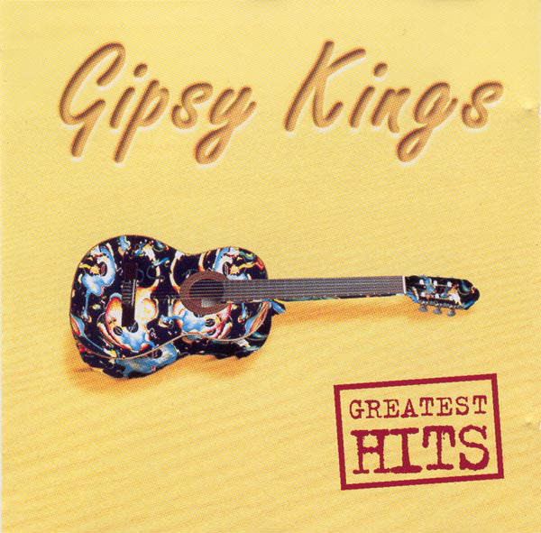 Gipsy Kings - Greatest Hits (CD, Comp) - USED