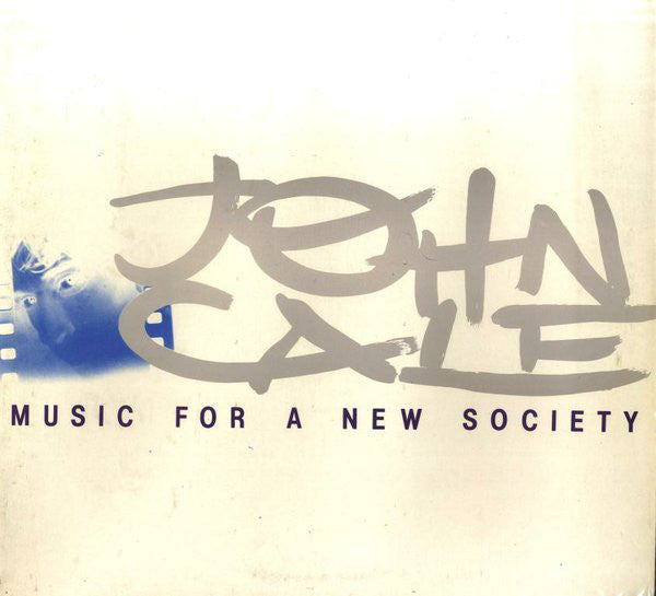 John Cale - Music For A New Society (LP, Album) - USED
