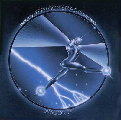 Jefferson Starship - Dragon Fly (LP, Album) - USED