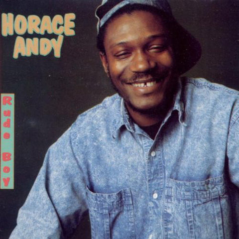 Horace Andy - Rude Boy (CD, Album) - USED