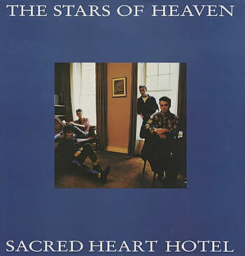 The Stars Of Heaven - Sacred Heart Hotel (LP, MiniAlbum) - USED