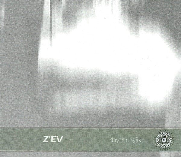Z'EV - Rhythmajik (CD) - USED