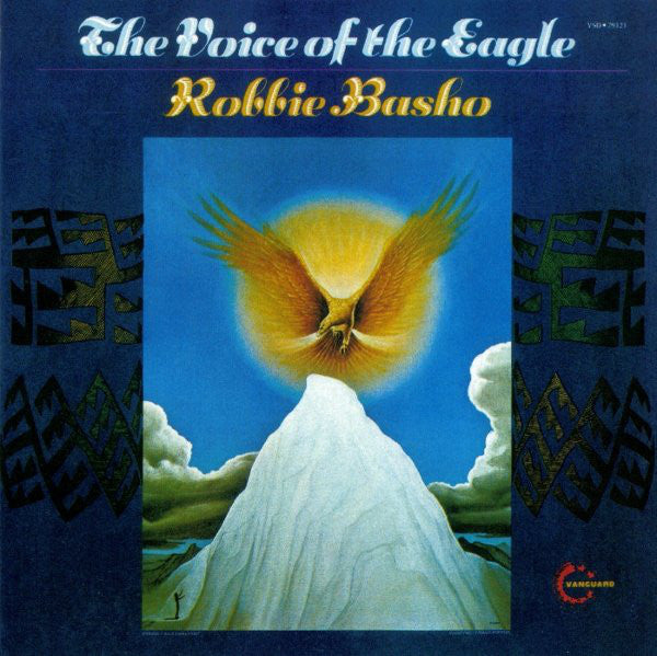 Robbie Basho - The Voice Of The Eagle (CD, Album, RE) - NEW
