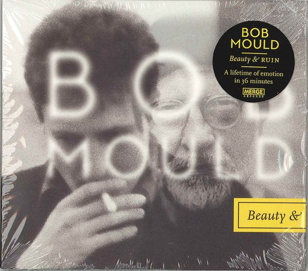 Bob Mould - Beauty & Ruin (CD, Album) - USED