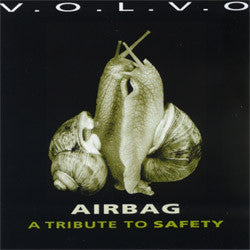 V.O.L.V.O. - Airbag - A Tribute To Safety (2xCD, Album) - USED