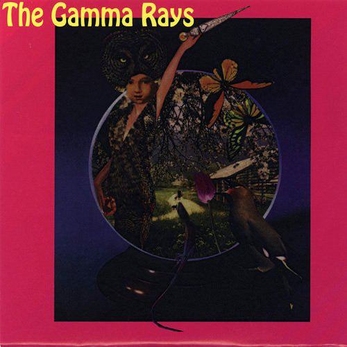 "The Gamma Rays* - Dynamite (7"", EP) - USED"