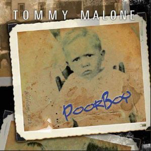 Tommy Malone - Poor Boy (CD) - USED