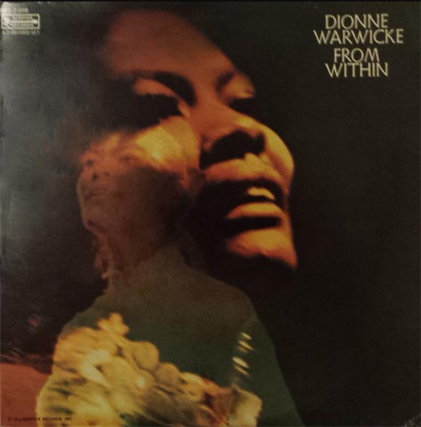 Dionne Warwicke* - From Within (2xLP, Album) - USED