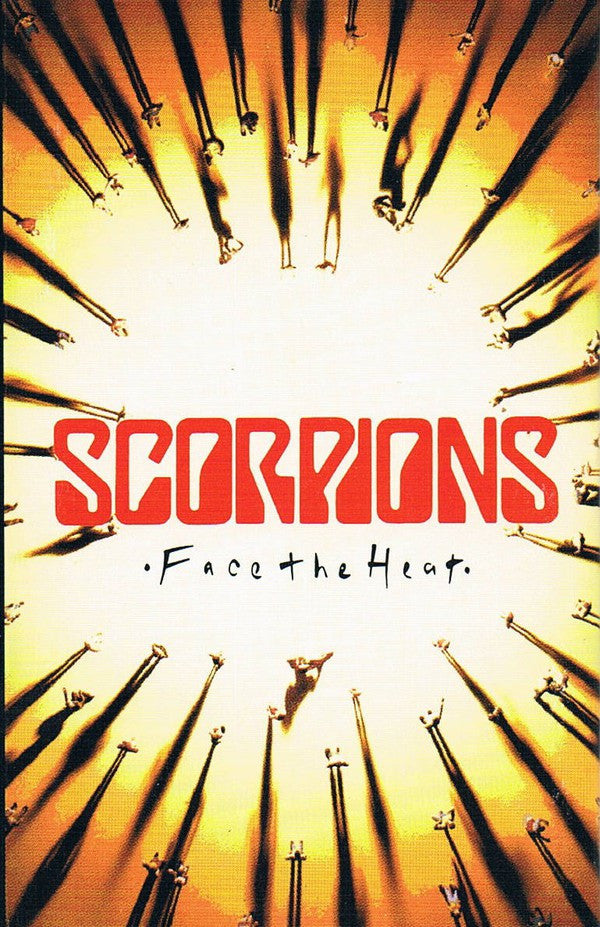 Scorpions - Face The Heat (Cass, Album) - NEW