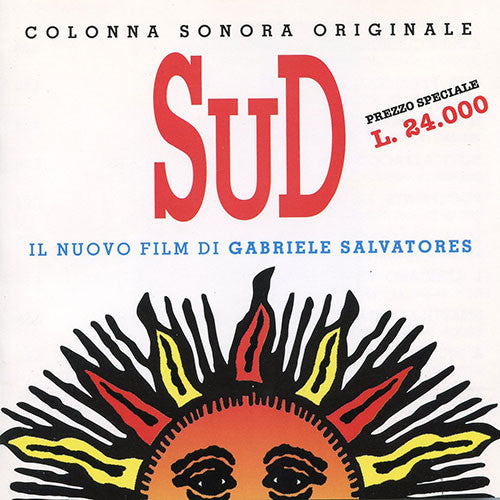 various - Sud (Colonna Sonora Originale) (CD) - USED