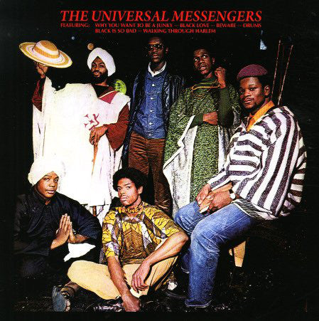 Universal Messengers - An Experience In The Blackness Of Sound (LP, RE) - USED