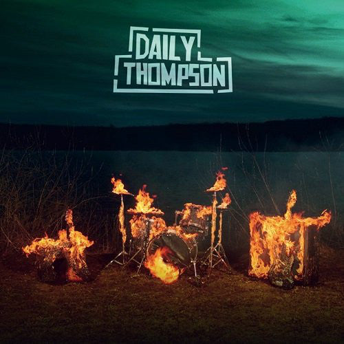 Daily Thompson (2) - Daily Thompson (LP, Album, Ltd, Gre) - USED