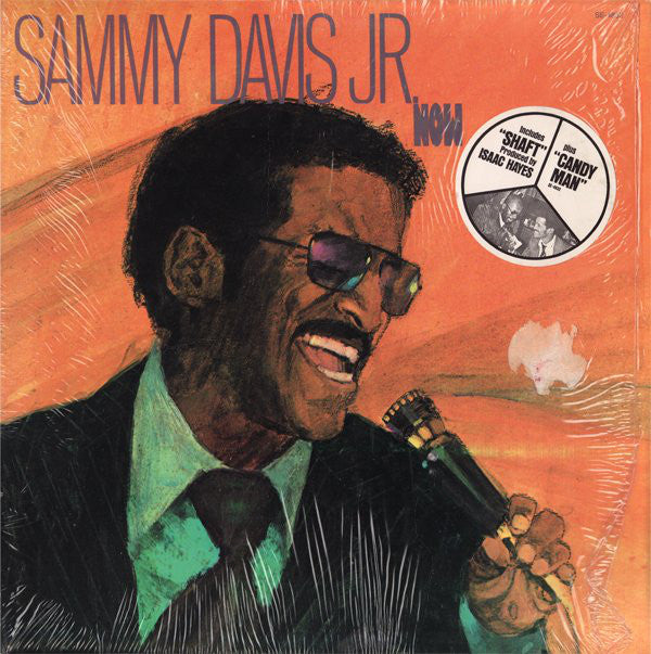 Sammy Davis Jr. - Now (LP, Album, Gat) - USED